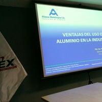 Photo taken at Asociación de Exportadores - ADEX by Rodolfinho on 7/26/2016