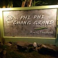 Photo taken at Phi Phi Chang Grand Resort by Ashley B. on 3/24/2016