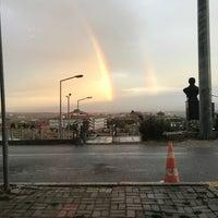 Photo taken at Hüsnü Özyeğin Kız Öğrenci Yurdu by Sinem Ö. on 10/24/2017