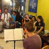 Photo taken at @Peace cafe by YinMeiz K. on 8/9/2013