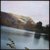 Photo taken at University of Stirling by Lorraine R. on 11/8/2014
