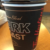Photo taken at Tim Hortons by Azan A. on 11/9/2014