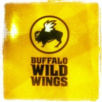 Photo taken at Buffalo Wild Wings by Lerin G. on 1/28/2013