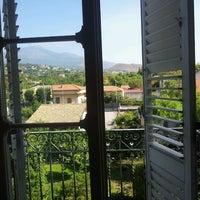 Photo taken at Villa Paradiso dell'Etna by Mar P. on 8/11/2013