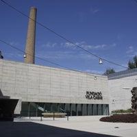 Foto tomada en Museo Can Framis por Fundació Vila Casas el 5/28/2015