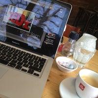 Photo taken at Parkcafé Buiten by Prairie H. on 4/2/2013