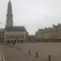 Photo taken at Beffroi d'Arras by Vlad G. on 1/9/2018