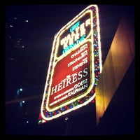 Photo taken at The Walter Kerr Theatre by abbyjaye on 10/6/2012