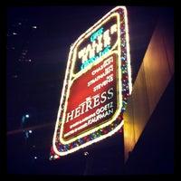 10/6/2012にabbyjayeがThe Walter Kerr Theatreで撮った写真