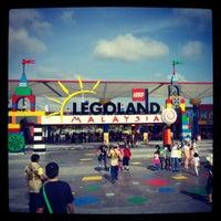Photo taken at LEGOLAND Malaysia by Fahd on 6/3/2013