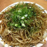 Photo taken at お好み焼き 燦々 by Yoshitaka M. on 6/8/2013