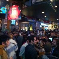 Photo taken at Tom Reid's Hockey City Pub by Chaz C. on 3/15/2013