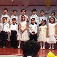 Photo taken at Fatih Koleji by Erkan S. on 6/2/2014