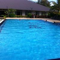 Photo taken at Bella Vista Swimming Pool by Girl on 9/15/2013
