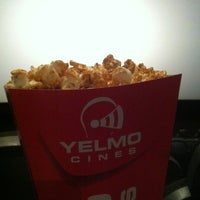 Photo taken at Yelmo Cines Vinalopo 3D by Lorena P. on 8/12/2013