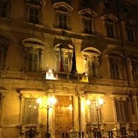 Photo taken at Palazzo Madama by Laura L. on 11/11/2012