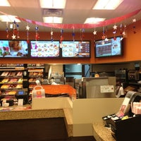 Photo taken at Dunkin' Donuts by M & M. on 7/6/2013
