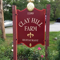 Photo taken at Clay Hill Farm Restaurant by M & M. on 7/6/2013