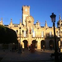 Foto tirada no(a) Concello de Lugo por Jose Manuel R. em 11/12/2012