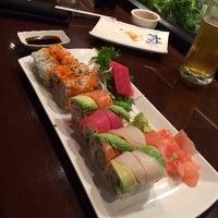Photo taken at Sachi Sushi by Dylan S. on 1/16/2014