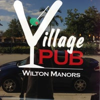 Photo taken at Village Pub - Wilton Manors by James D. on 10/28/2012