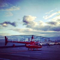 Photo taken at HeliExpress by Анастасия П. on 7/27/2013