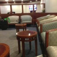 Photo taken at Korean Air Lounge by Neil O. on 3/9/2013