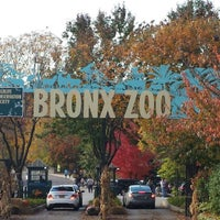 Photo taken at Bronx Zoo by Christina W. on 11/2/2013