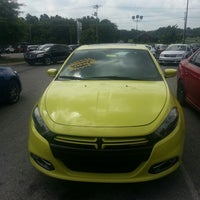 Photo Taken At Miracle Chrysler Dodge Jeep By Christina M. On 6/3/