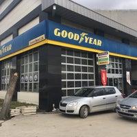 Photo taken at GOODYEAR - ÖZALAN METAL OTOMOTİV by Gökhan A. on 1/17/2017