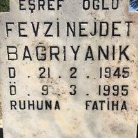 Photo taken at Muttalip Mezarlığı by Tuçe I. on 6/27/2017