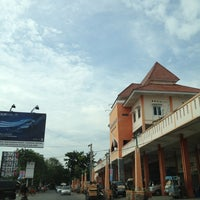 Photo taken at Alun - Alun Demak by Gajah M. on 6/6/2013