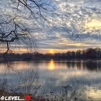 Photo taken at Franklin Delano Roosevelt Park by LEVEL 13 on 12/26/2014