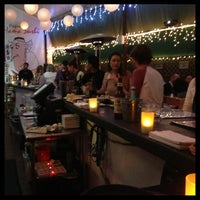 Photo taken at Hama Sushi by Billy U. on 1/18/2013