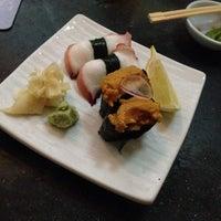 Photo taken at Hama Sushi by Billy U. on 10/14/2013