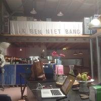 Photo taken at Roze Studio by Jeroen v. on 9/23/2014