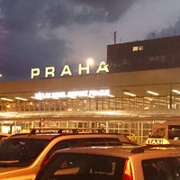 Photo taken at Václav Havel Airport Prague (PRG) by Michaela M. on 7/9/2013