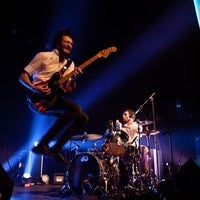 Foto tirada no(a) The Fonda Theatre por Monique H. em 11/10/2012