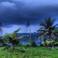 Photo taken at Karon Beach by Andreas A. on 12/10/2012