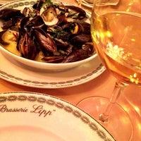 Photo prise au Brasserie Lipp par Sita d. le11/9/2014
