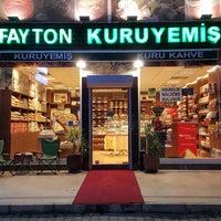 Photo taken at FAYTON KURUYEMİŞ & KURUKAHVE by İsmail B. on 11/8/2014