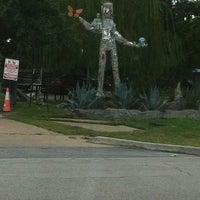 Photo taken at Sam Houston State University by Brittany W. on 10/22/2012