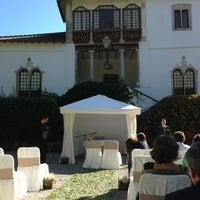 Foto tirada no(a) Quinta do Hespanhol por Rita R. em 10/26/2013