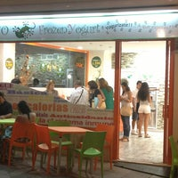 Photo taken at Yogurico by Andres on 8/14/2013