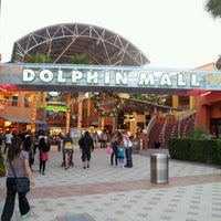Photo taken at Dolphin Mall by Wanderley C. on 12/2/2012