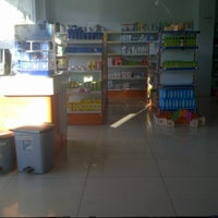 Photo taken at Apotek Kimia Farma by Marno A. on 6/1/2013