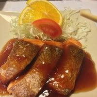 Photo taken at Oishi Sushi Jap Resto by Ayen M. on 6/2/2013