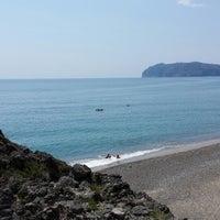 Photo taken at Spiaggia da Peppe by Renato G. on 7/6/2013