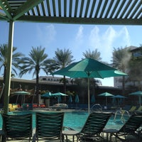 Photo taken at Hotel Valley Ho Pool by Anna H. on 8/26/2015