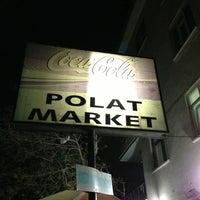 Photo taken at Polat Market by Kübra E. on 7/20/2013